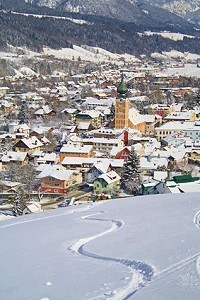 Schladming in der Region Ski Amade