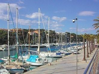 Yachthafen in Porto Christo