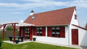 Fischerhaus in Zeewind 2, Bredene Belgien