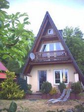 Haus am See mit Boot u.Kamin /Finnhütte Jano ab 85 €