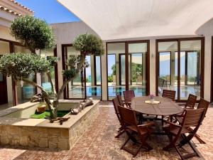 Villa Ampelitis, Panoramalage bei Pafos