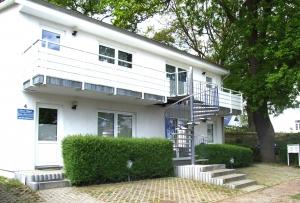 Haus Hügel Ferienwohnungen  Zentrum 300 m Stand