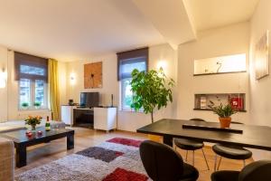 Apart 5 - Große Ferienwohnung in der Neustadt von Dresden