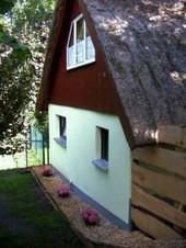 Ferienhaus in Hundorf, direkt am Schweriner-Außensee
