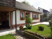 Ferienhaus am See in ruhiger Bungalow Siedlung in Rützenfelde