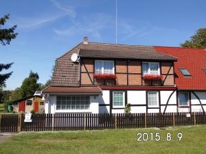 Haus Vivien Ostsee,Saison 45 €,2 Pers.