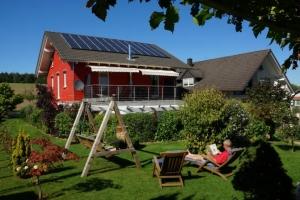 Urlaub im Öko-Schwedenhaus am Fuße des Köterberges im Lipperland