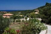 Traditionelle Steinhäuser-Ferienwohnung in Zakynthos-Vassilikos mit Meeresblick, in ruhiger Lage