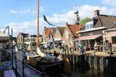 FERIENHAUS AQUARONDE MIT BOOT/ HOLLAND FRIESLAND-LEMMER