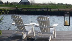 Urlaub direkt am Fluss......im Historischen Korbspeicher....