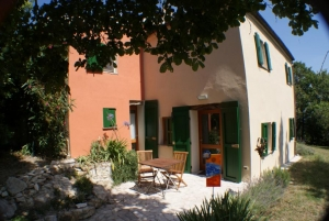Poggio-delle-Querce  Marken /Toskana, Ruhe, Panorama, Garten