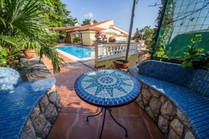 Villa Lijane mit Pool am Meer in Kroatien