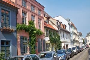 Ferienwohnung Speicherstrasse Wismar  Altstadt