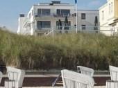 Ferienwohnung Möwennest Wangerooge Haus Meeresluft Balkon