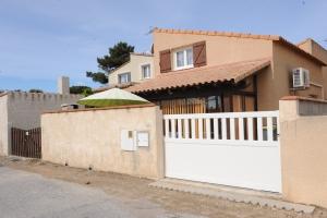 Kokette Villa direkt am Strand- Mittelmeer-Spanische Grenze-