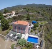 Ferienvilla Buena Vista mit Pool Insel La Palma