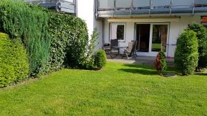 Ferienwohnung Scharbeutz 60 qm 3 Zimmer  Terrasse und Garten