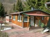 Ferienhäuser Lausekuppe, Wohnen mitten im Wald mit Kamin