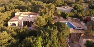 Chalet Bella Vista mit Meerblick am Naturpark, Pool, Tennis