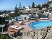 Bungalow auf zwei Etagen mit Meeresblick in süd Gran Canaria