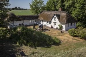 Exclusives Reetdachhaus Witt-Dün