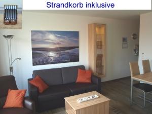 strandnahe Ferienwohnung Cuxhaven Duhnen Hohe Lith 3.23