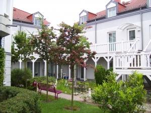 Apartmentanlage Am Stadtwald, Whg.8