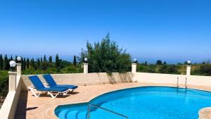 Villa Orchid, ruhiges Ferienhaus in Argaka