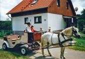 Ferienwohnung Granzin 22a im Müritz-Nationalpark