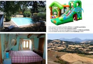 Ferienhaus Ca Piero - ein Borgo f. 8, 12 oder 17 Personen