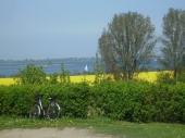 Ferienwohnung mit herrlichem Blick auf die Wismarer Bucht