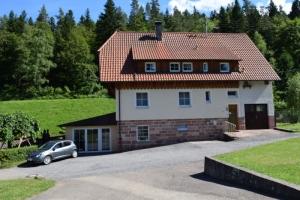 Schwarzwaldhaus Zwink für bis 10 Pers. Frühstück zubuchbar