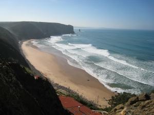 Ferienwohnung mit Meerblick und Pool, 10 Minuten zum Strand