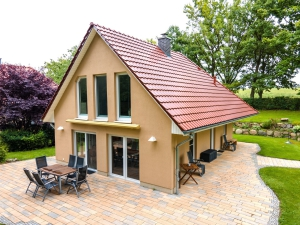 www.ferien-ellbogensee.de  5-Sterne Ferienhaus