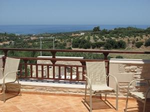 Villa Erofili für bis zu 8 Personen mit  4 Schlafzimmern