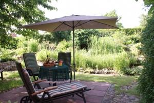 Ferienwohnung am Pinnower See für Naturfreunde
