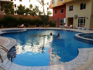kleine gemütliche  Wohnung in Hurghada, Rotes meer