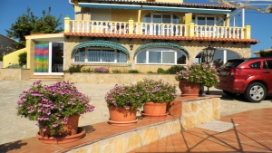 Ferienhaus Floresmar,Costa Blanca Wohnung für 2 Pers.